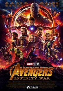 دانلود زیرنویس فارسی فیلم Avengers Infinity War 2018